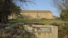 University of Exeter.