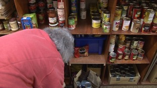 Carlisle's food bank