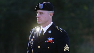 Bowe Bergdahl: Former US army soldier spared jail for deserting army post in Afghanistan