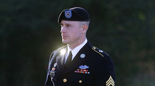 Bowe Bergdahl was captured shortly after deserting his military post in 2009.