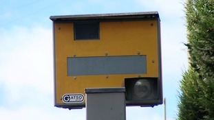 Many fixed speed cameras aren't switched on.