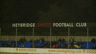 Heybridge Swifts have reached the FA Cup first round for only the fourth time in their history