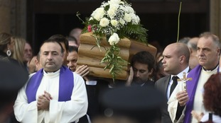 Malta officials told to stay away from funeral of murdered journalist Daphne Caruana Galizia