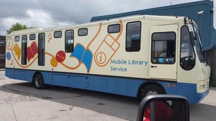 Former mobile library unveiled for Sikh celebrations