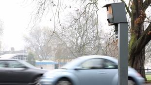 Half of all fixed speed cameras in Britain left inactive