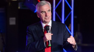 John McDonnell: Independent system should be set up to examine Westminster harassment claims