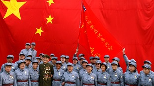 China brings in prison sentences of up to three years for disrespecting the national anthem