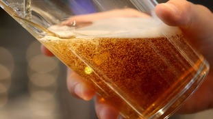 'Urgent action needed' as falling beer sales hurt pubs