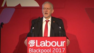 Jeremy Corbyn commits Labour to tackling sexual harassment