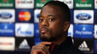 Evra has penned a heartfelt Instagram post thanking 'all real Marseille fans' in the wake of ban for kicking a supporter