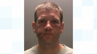 Timothy Nickson was sentenced today after admitting a charge of wounding with intent.