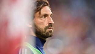 Footballing great Andrea Pirlo has announced he has played his last football match in a trophy-laden 22-year career