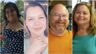Texas church shooting: First victims named