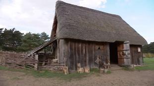 West Stow Angla-Saxon village