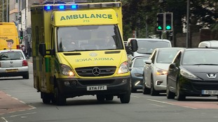 Increase in ambulance calls