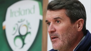 Keane has stressed thoughts of a return to club management are on the 'back-burner' as he reaffirms his ROI commitment