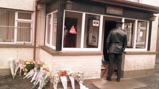 Six Catholic men were killed in the attack on the bar in 1994.