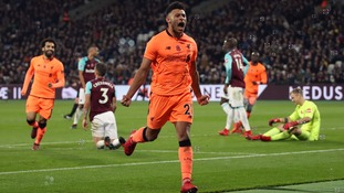 Oxlade-Chamberlain keen to secure Liverpool first-team spot