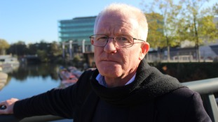 The grieving father fighting to eradicate suicide in the UK