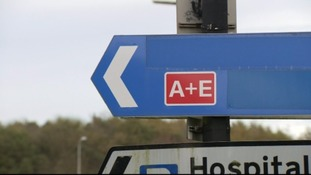 Managers at Weston General Hospital say the A&E department will remain shut overnight despite recruiting additional doctors.