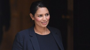 Priti Patel apologised for 12 other undisclosed meetings.