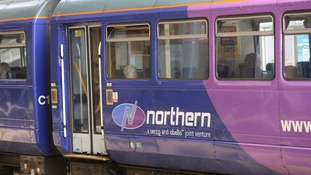 Northern Rail workers are striking