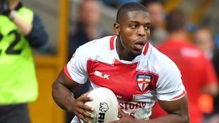England winger Jermaine McGillvary cleared of biting charge