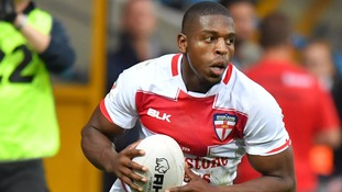 England winger Jermaine McGillvary has been cleared of the charge meaning he is available to face France on Sunday