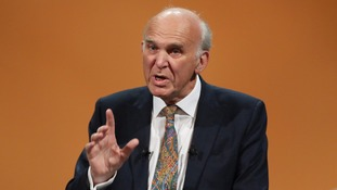 Liberal Democrats 'failing' to act on sexual harassment, members tell leader Cable