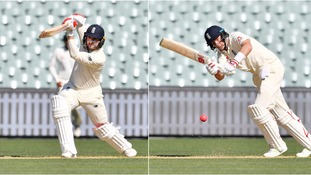 Root and Stoneman both hit half-centuries to give England foothold against Australia XI