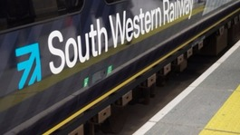 Two day strike by staff at South Western Railway