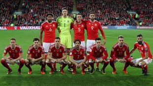 Wales invited to participate in 2018 China Cup alongside Uruguay and Czech Republic