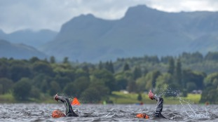 The Great North Swim is the flagship event in the Great Swim Series
