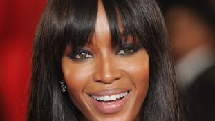 Naomi Campbell injured after 'Paris street robbery'