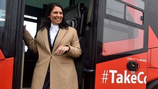 Priti Patel's future as International Development Secretary is in doubt.