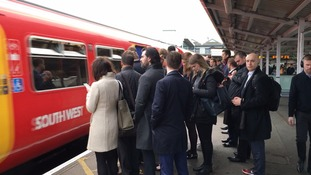 Five rail networks are facing strike action.