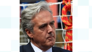 Wyre Forest MP, Mark Garnier, who is under investigation for alleged inappropriate behaviour