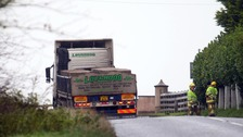 Toomebridge crash