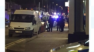 Armed police in Cathays area of Cardiff for 'serious incident'