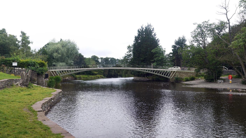 New Design Unveiled For Bridge Destroyed By Storm Desmond