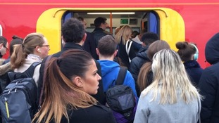 Commuters are facing 48-hours of rail disruption.