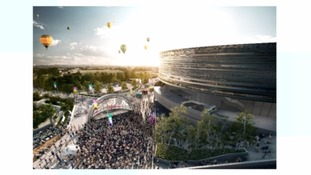 Bristol Arena Artist's Impression