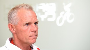 New China coach Shane Sutton has declared his excitement for a return to the Manchester Velodrome at the Track World Cup