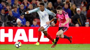 Demarai Gray is dreaming of a senior England call-up in the wake of first call-ups for Abraham, Gomez and Loftus-Cheek