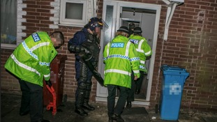 WATCH: Three arrested and drugs seized in Manchester crackdown