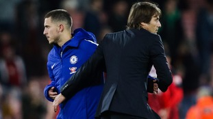Eden Hazard has reignited speculation about a big-money move to Real Madrid after talking of his admiration for Zidane