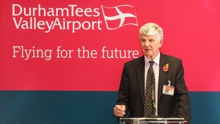 Businesses urged to back Durham Tees Valley airport