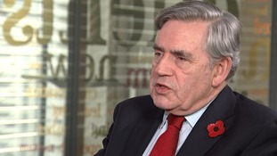 Former prime minister Gordon Brown calls for global action to end tax haven scandals