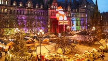 Manchester's Christmas Markets