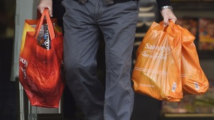 Sainsbury's profits fall 9% and sales growth slows in 'competitive' market